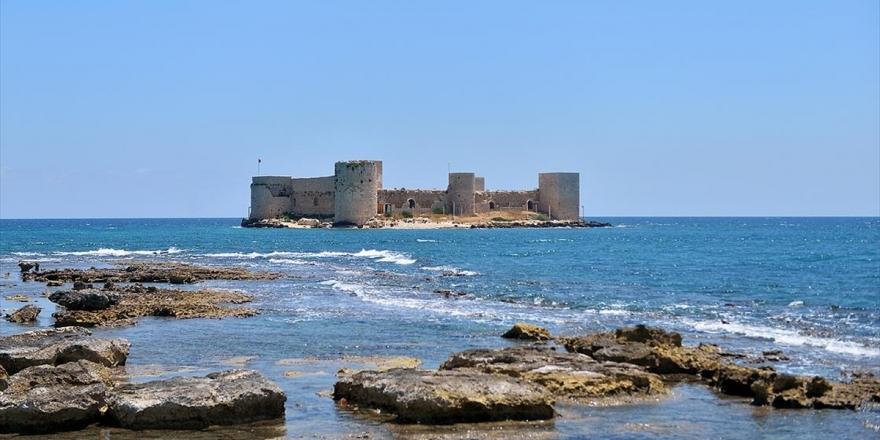 'UNESCO Tescilli' Turizm Merkezi Kızkalesi'nde Bu Yıl Zam Yok