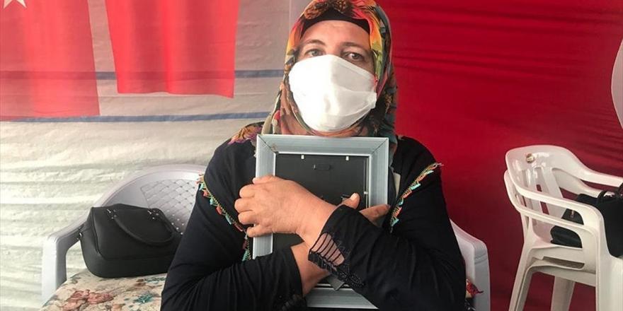 Diyarbakır Annelerinden Övünç: Çocuğumun Kokusuna Hasret Kaldım
