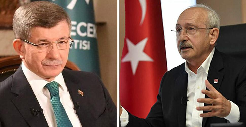Kılıçdaroğlu'nun koruma müdüründen  sonra Davutoğlu'nun koruma müdürü  de emekli edildi