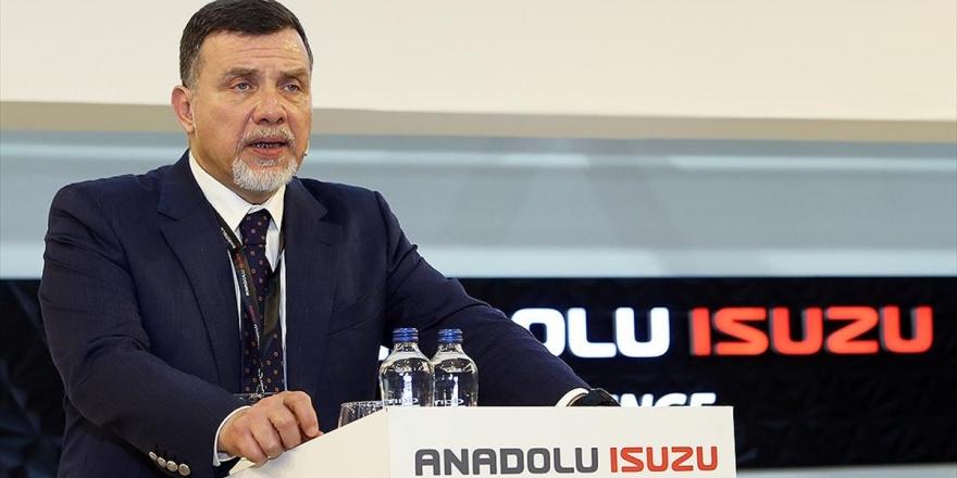 Anadolu Isuzu Genel Müdürü Arıkan: Yerlileşmenin Ne Kadar Önemli Olduğunu Gördük
