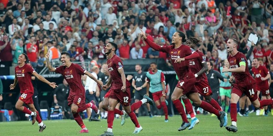 Liverpool Şampiyonluk Kutlamalarını Gerekirse 2021'de Yapacak