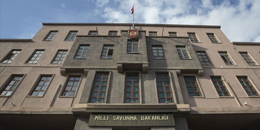 MSB: Bahar Kalkanı Harekat Bölgesinde Yaralanan Asker Şehit Oldu