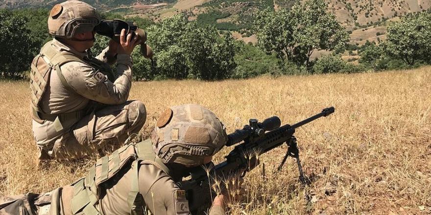 İçişleri Bakanlığı: Tunceli'de Etkisiz Hale Getirilen Teröristlerin Sayısı 6'ya Yükseldi
