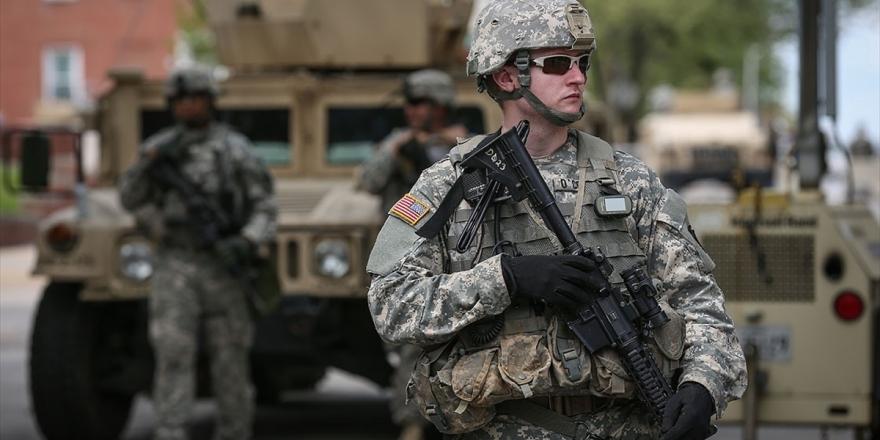Trump'tan Washington'daki Ulusal Muhafızların Geri Çekilmesi Talimatı