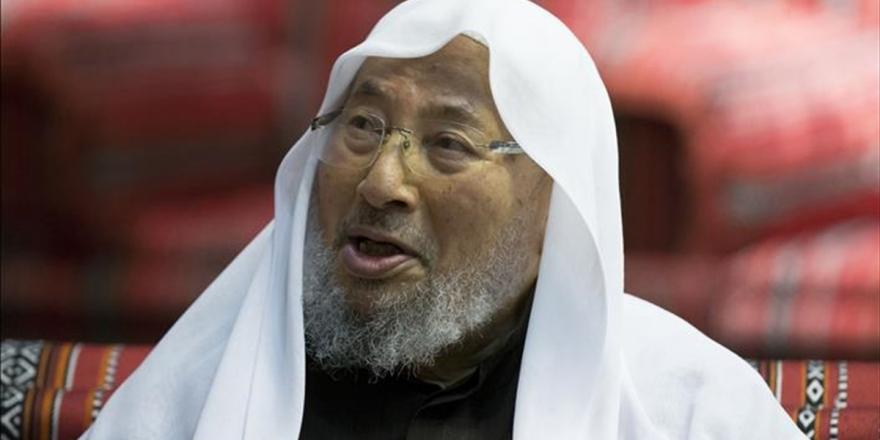 Eski Dünya Müslüman Alimler Birliği Başkanı Karadavi: Şallah Vizyon Sahibi Bir Komutandı