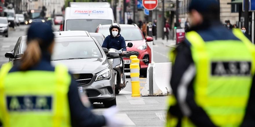 Fransa'da Kovid-19'dan Ölenlerin Sayısı 29 Bin 155'e Yükseldi