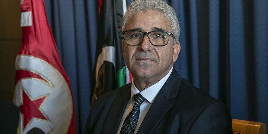 Libya İçişleri Bakanı Başağa'dan Savaşın Bitmesi İçin Doğunun Ele Geçirilmesi Şartı