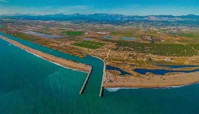 50 yıldır korunan Manavgat sahiline golf sahası yapılacak