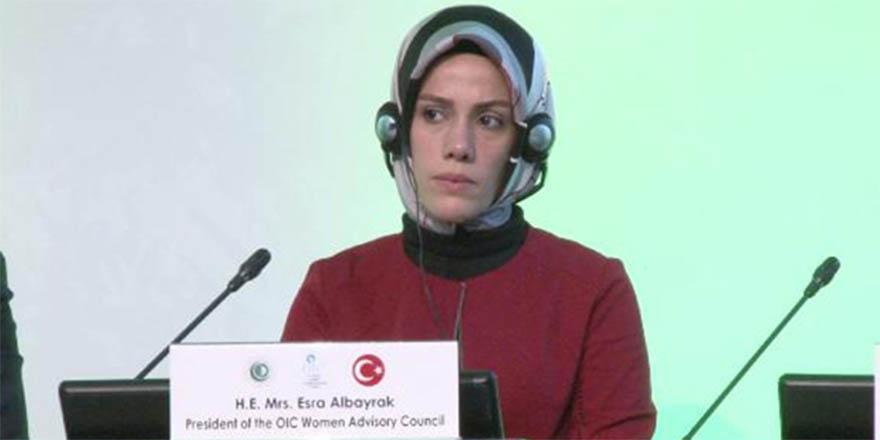 Esra Albayrak: Müslüman oranının 2050'de yüzde 20'lere ulaşması bekleniyor, Avrupa için rahatsızlık sebebi