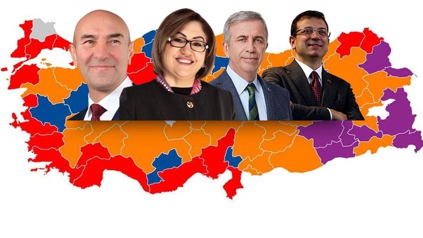 'En başarılı belediye başkanları' anketinde çarpıcı sonuçlar!