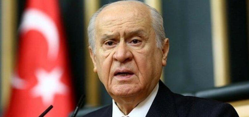 Devlet Bahçeli: Libya'daki operasyonlar CHP ve ortaklarını telaşlandırıyor .