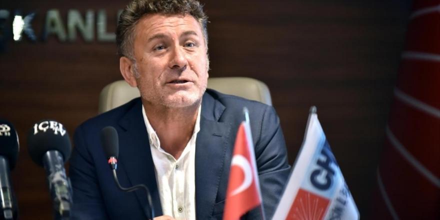 CHP Genel Başkan Yardımcısı Sarıbal: Sıcak Hava Narenciye Ve Zeytine Zarar Verdi