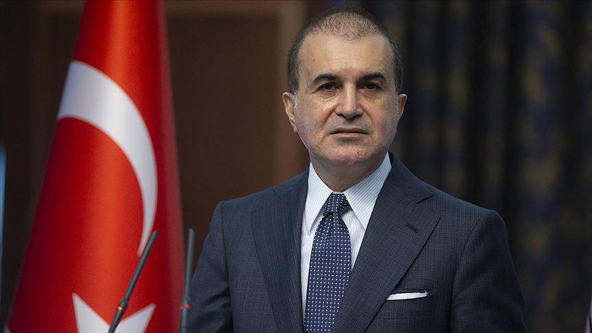 AK Parti Sözcüsü Çelik: 11 bin provokatif bilgi paylaşan hesap tespit edildi