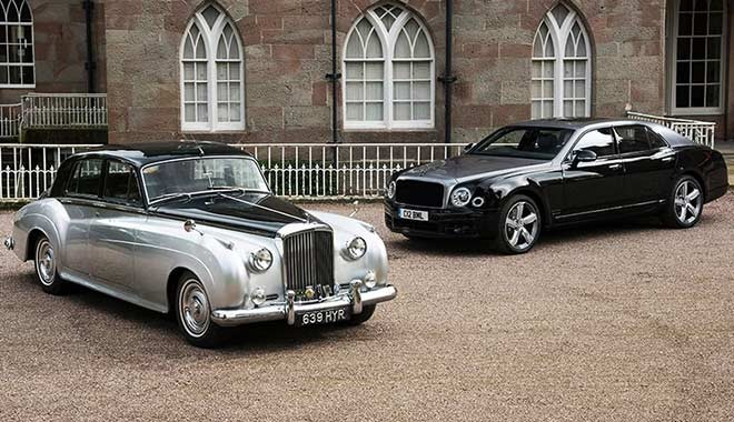 Elektrikli araçlar, Bentley'in 61 yıllık el yapımı V8 motorunun sonunu getirdi