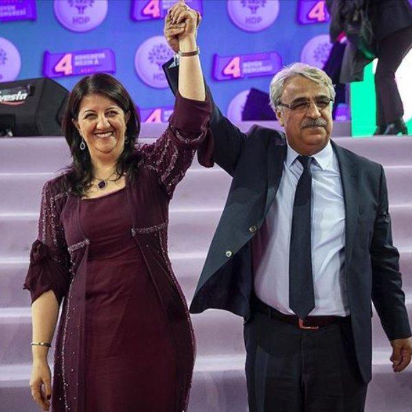 HDP'nin yürüyüşünde detaylar belli oldu