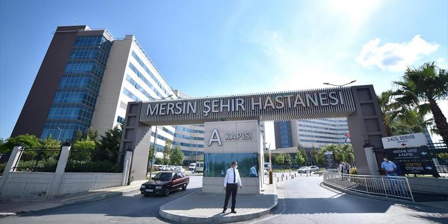 Mersin'deki Salgın Hastaneleri Kovid-19'a 'Duvar' Oldu