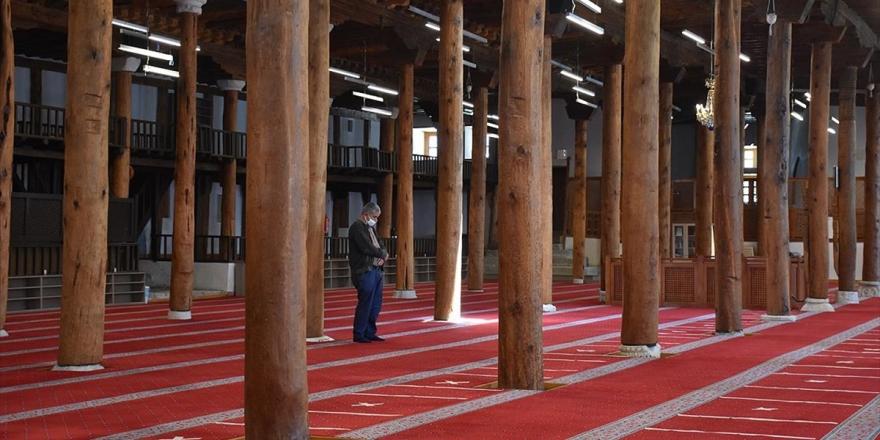 Dünya Mirası Sivrihisar Ulu Cami Cemaatine Kavuştu