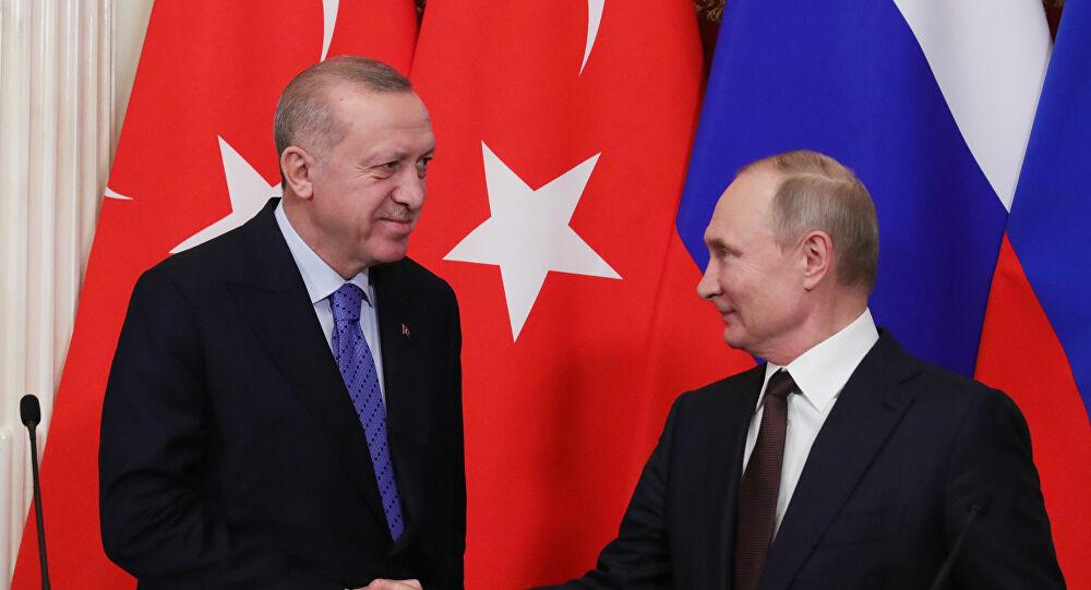 Kremlin: Putin'in bugünkü programında Erdoğan ile görüşme bulunmuyor