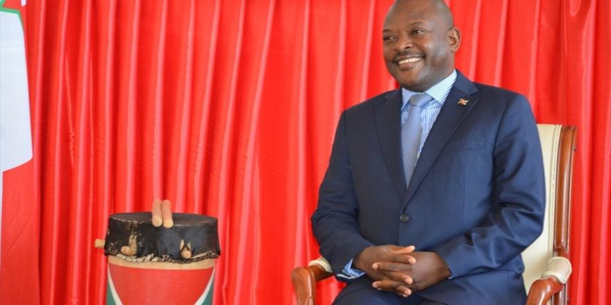 Burundi Cumhurbaşkanı, Geçirdiği Kalp Krizi Sonucu Hayatını Kaybetti