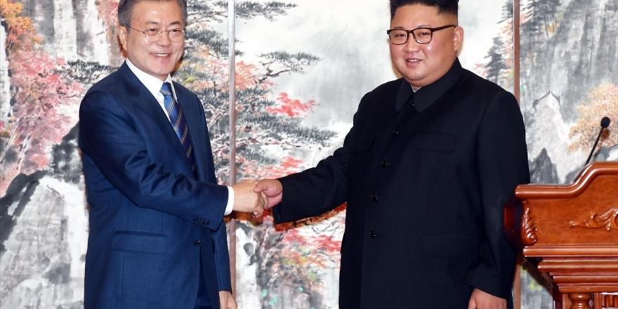 Çin, Kuzey Kore Ve Güney Kore'nin Barışı Sürdürmesini Umuyor