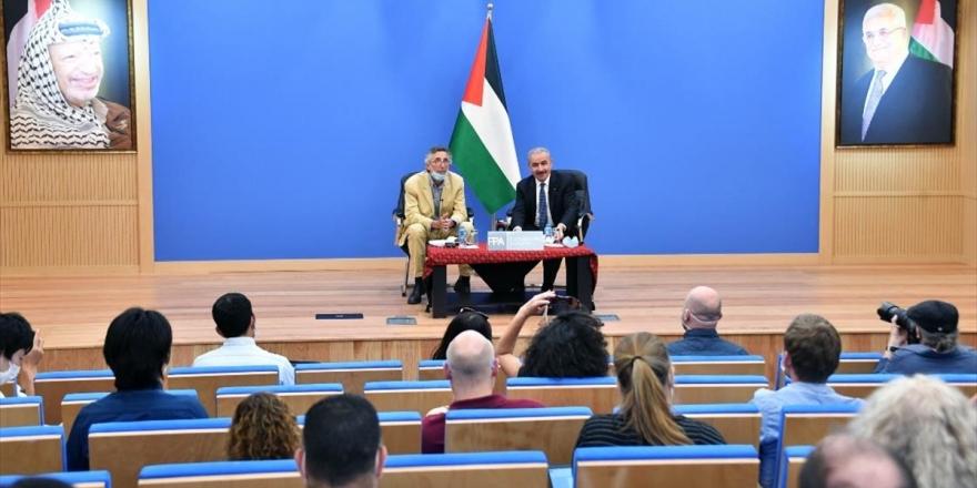 Filistin'den Orta Doğu Dörtlüsü'ne 'Askerden Arındırılmış Bağımsız Filistin Devleti' Önerisi