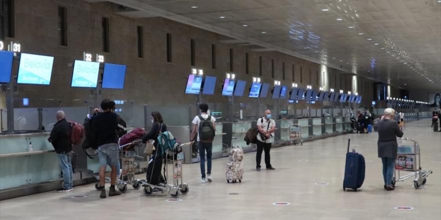 İsrail Ve Filistin'deki Türk Vatandaşları Tahliye Edildi