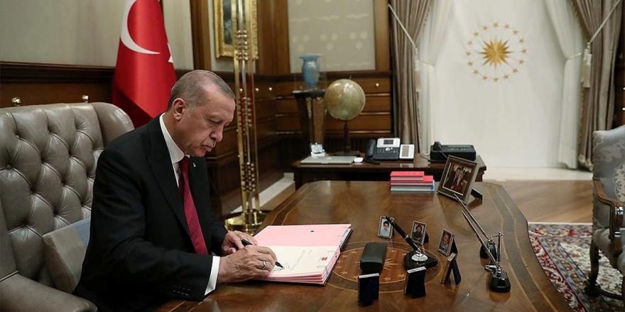 Cumhurbaşkanı Erdoğan'dan 'Suç Mağdurları' İçin Kararname