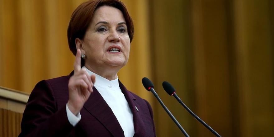 İyi Parti Genel Başkanı Akşener: Türkiye'nin Tarımda Küresel Oyuncu Olabilecek Potansiyeli Var