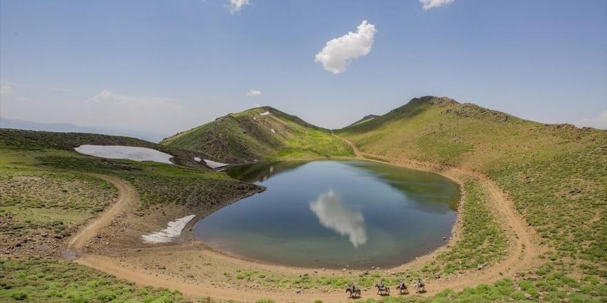 Elazığ Ve Bingöl'ün 'Kalbi': Gerendal Gölü