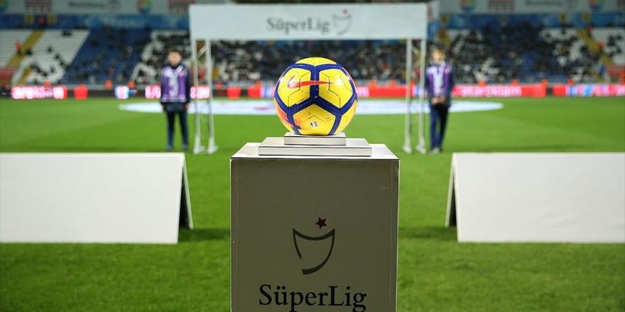 Süper Lig'de 87 Günlük Salgın Arası Bitiyor