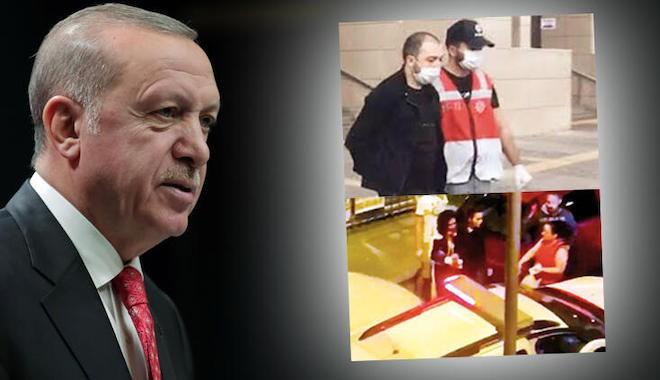Erdoğan o görüntülere tepki gösterdi: Kadına şiddet uygulayan nasıl serbest kalır?