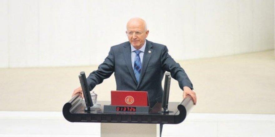 CHP'li İbrahim Kaboğlu'ndan skandal sözler