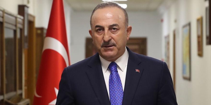 Bakan Çavuşoğlu: Ayasofya Ulusal Egemenlik Konusudur