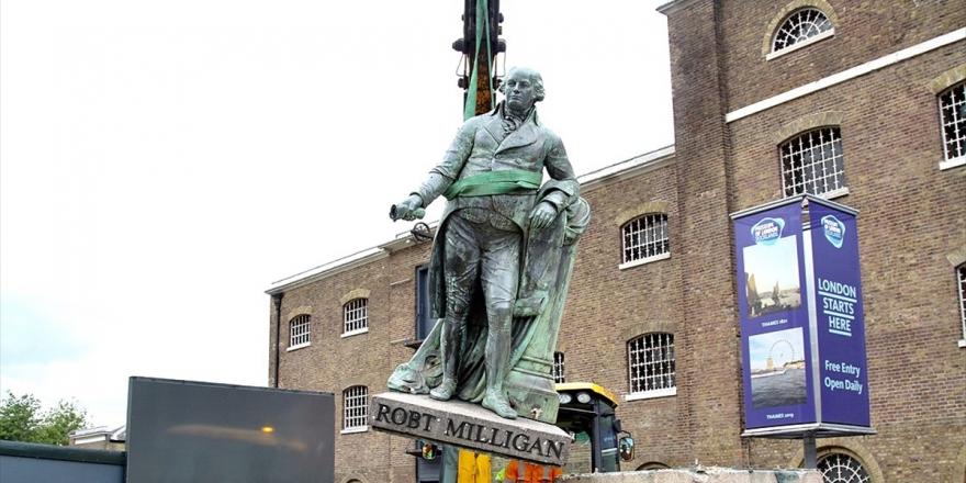 İngiltere Ve Belçika Sömürü Geçmişlerinin Simgelerini Tartışıyor