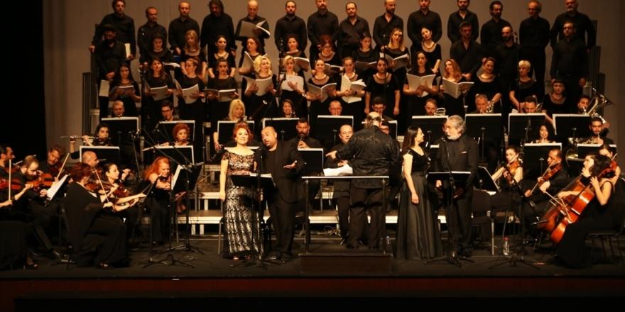 'Senfonik Türküler Konseri' Yarın Trt 2 Ekranlarına Gelecek