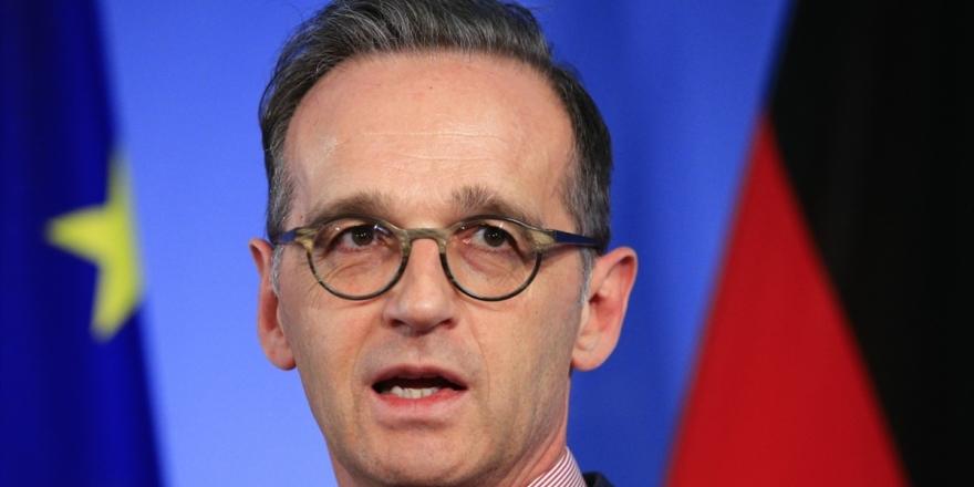 Almanya Dışişleri Bakanı Maas: Türkiye İle Yakın Diyalog İçindeyiz