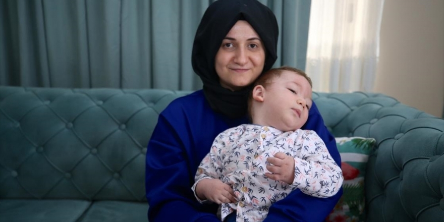 Kök Hücre Tedavisi Minik Resul Hamza'ya 'Umut' Olacak
