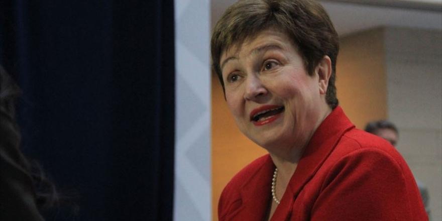 IMF Başkanı Georgieva'dan 'Gelir Eşitsizliği' Uyarısı