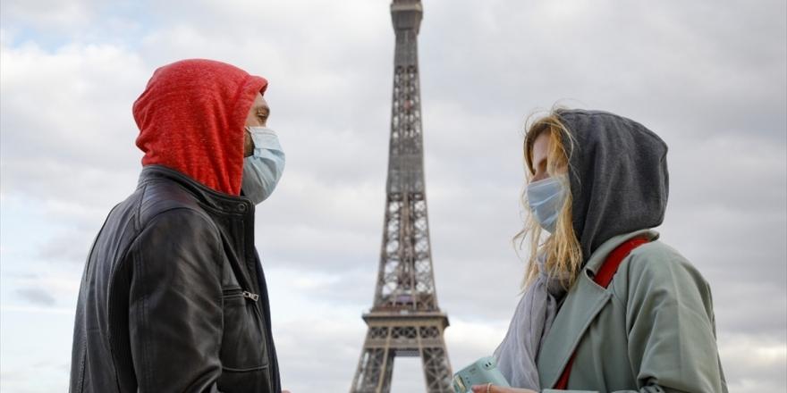Fransa'da Kovid-19'dan Ölenlerin Sayısı 29 Bin 346'ya Yükseldi