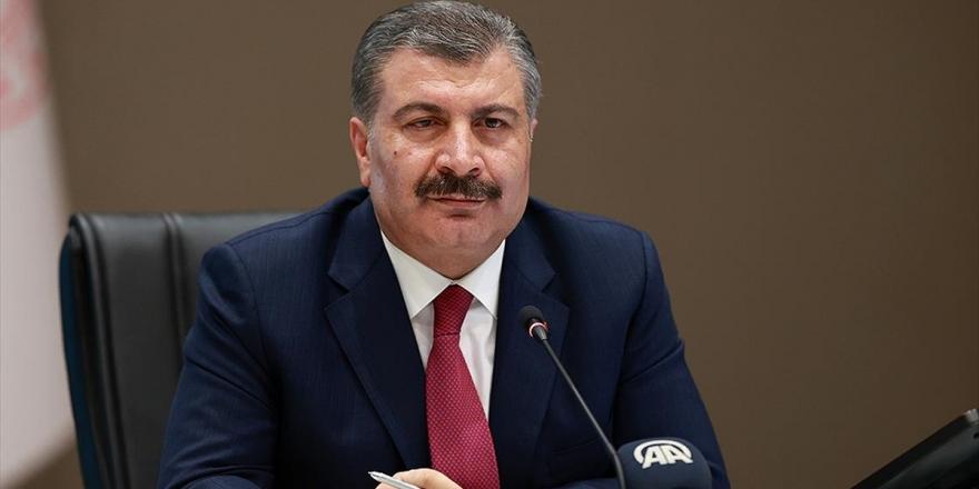 Sağlık Bakanı Koca: Şimdiye Kadarki Kovid-19 Vakalarının Yüzde 85'i İyileşti