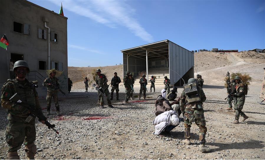 Afganistan,Sandıkları Korumak İçin 50,000 Askeri Birlik Hazırladı