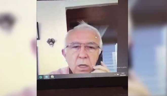 Online sınavda porno izlediği iddia edilen Prof. Dr. Kaval istifa etti: Bana komplo kuruldu
