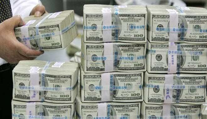 Vatandaşların döviz mevduatları 349 milyon dolar arttı