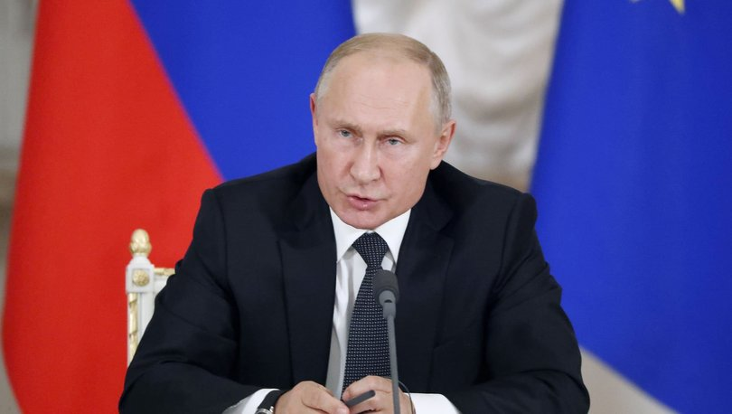 Putin: 'DAEŞ 700 Vatandaşlarını Kaçırdı,ABD ve Avrupa Hala Sessiz!'