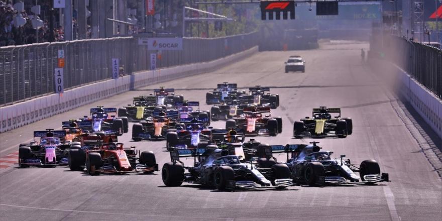 Formula 1'de 3 Yarış İptal Edildi