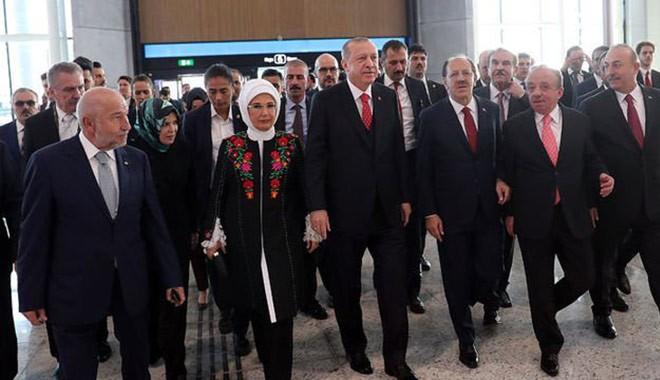 İstanbul Havalimanı'na üçüncü pisti Cumhurbaşkanı Erdoğan açacak