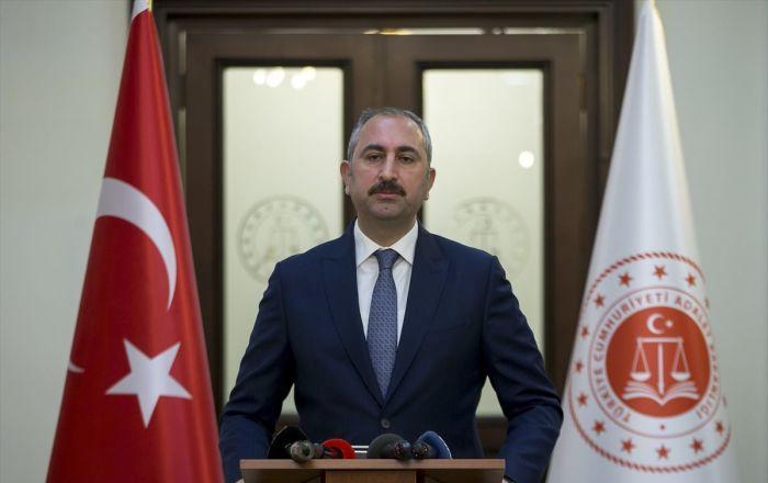 Adalet Bakanı Gül'den ABD'nin Metin Topuz'la ilgili açıklamalarına tepki: Türk yargısı bağımsız ve tarafsızdır