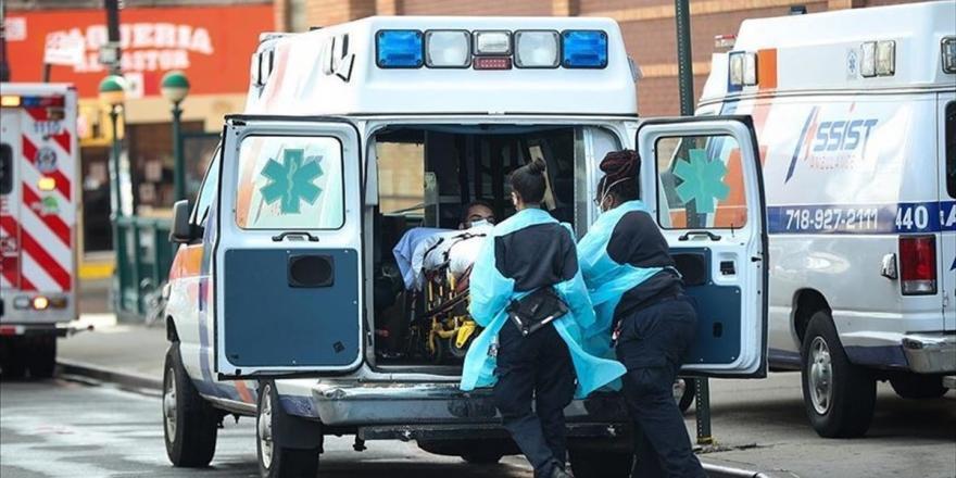 ABD' de Kovid-19 Kaynaklı Ölümlerin Sayısı 116 Bini Geçti