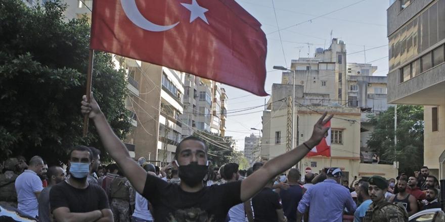 Lübnan Makamları, Canlı Yayında Türkiye'ye Hakaret Edilmesine Karşı Harekete Geçti