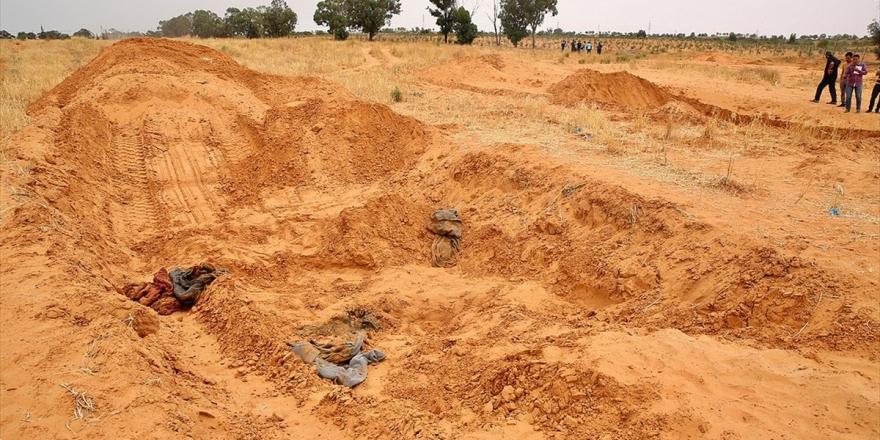 BM'den Libya'daki Toplu Mezarlarlar İçin Kapsamlı Ve Şeffaf Soruşturma Çağrısı